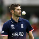England's Mark Wood