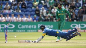 2017 ICC Champions Trophy Pakistan Vs Sri Lanka