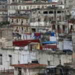 Buildings are seen in Havana