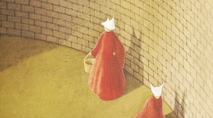 Why Women Are Dressing Up As Margaret Atwood's Handmaids